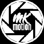 Logo MK Motion Filmagentur Hamburg.