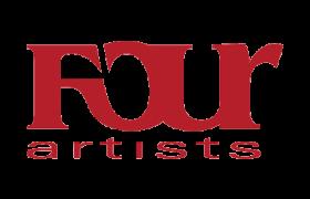 Logo Four Artists.